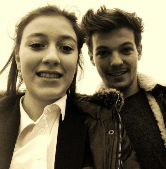 one direction, 1d, 1d doncaster 18.03.13, louis tomlinson, fan, louis at his old school, louis nella sua vecchia scuola