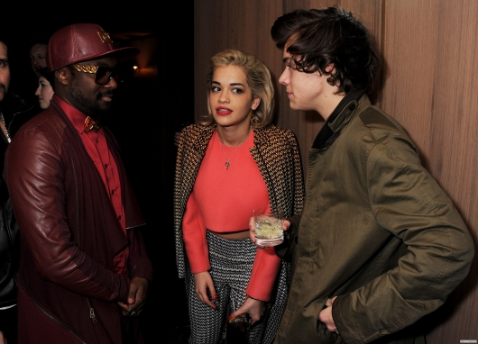 one direction,1d,1d 18.02.13,harry styles, rita ora, will i am