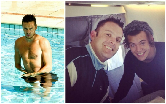 one direction,1d,1d australia 22.09.13,harry styles,liam payne,harry adelaide melbourne airport australia 22.09.13,fan,fans,liam by the pool australia 22.09.13,liam in piscina australia 22.09.13,video,videos