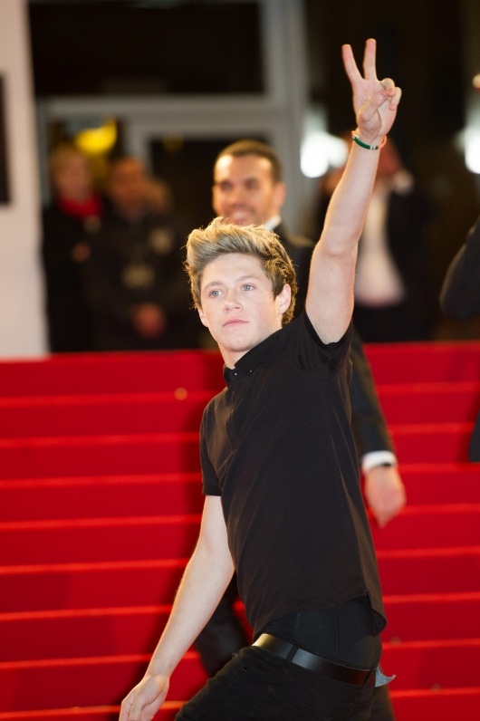 one direction,1d,1d cannes 26.01.13, nrj awards 2013, niall horan,red carpet