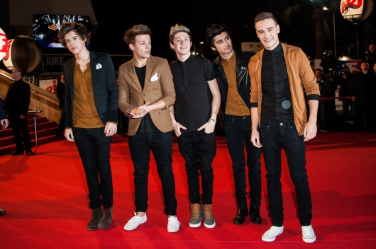 one direction,1d,1d cannes 26.01.13, nrj awards 2013, harry styles,liam payne,louis tomlinson, niall horan, zayn malik, red carpet