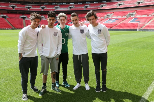 one direction, 1d, 1d wembley stadium 16.05.13, harry styles, liam payne, louis tomlinson, niall horan, zayn malik, #1bigannouncement, press conference