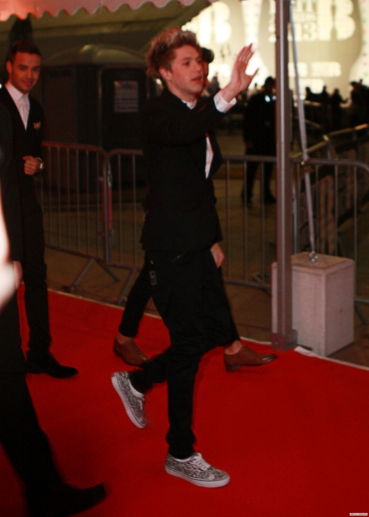 one direction,1d,1d 20.02.13,brit awards 2013,liam payne,louis tomlinson,niall horan,red carpet