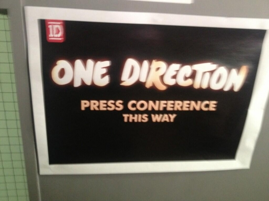 one direction, 1d, press conference, #1bigannouncement