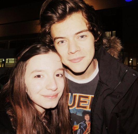 one direction,1d,1d london 30.01.13,harry styles,rehearsals,take me home tour,fan