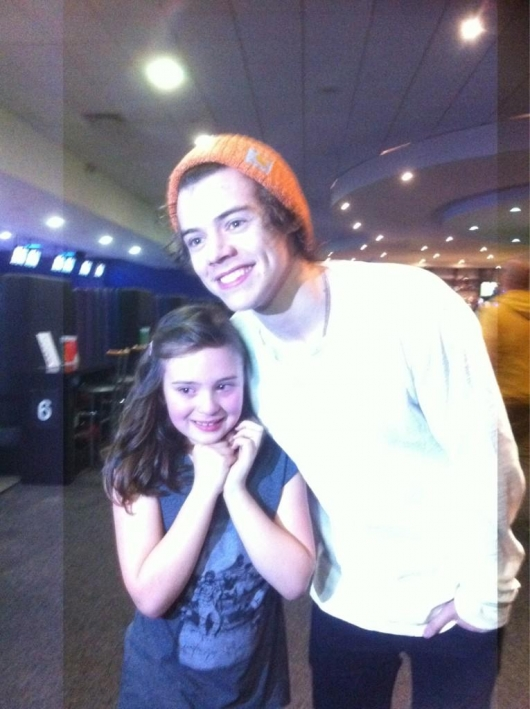 one direction,1d,1d 26.12.12,harry styles,manchester,little fan