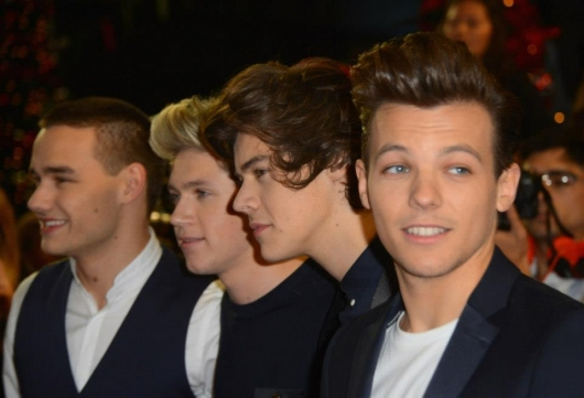 one direction,1d,1d los angeles la 20.12.12,x factor usa,red carpet,harry styles,liam payne,louis tomlinson,niall horan