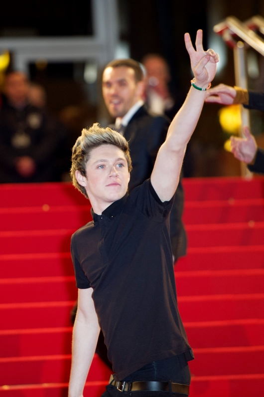 one direction,1d,1d cannes 26.01.13, nrj awards 2013,niall horan,  red carpet