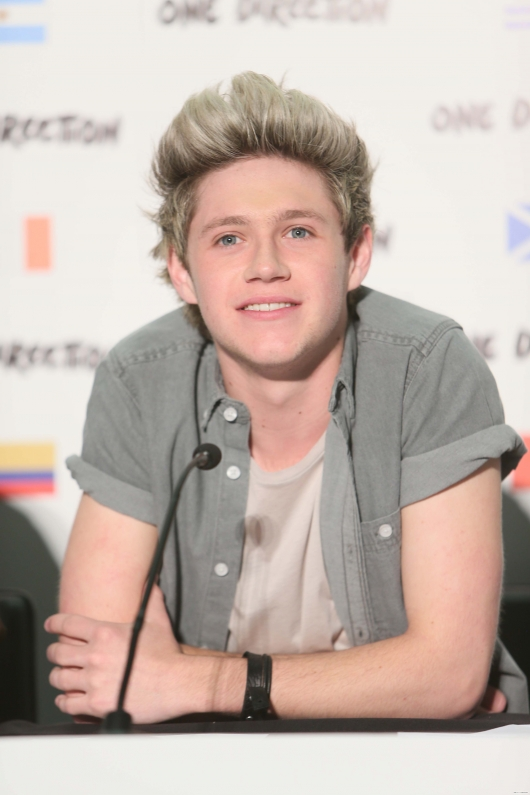 one direction, 1d, 1d wembley stadium 16.05.13, niall horan, beautiful photo of niall, bella foto di niall, #1bigannouncement, press conference
