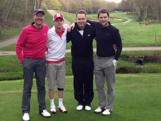 one direction, 1d, 1d 26.04.13, niall horan, niall playing golf, niall che gioca a golf