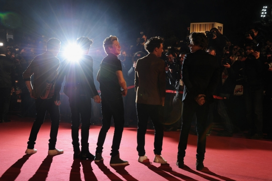 one direction,1d,1d cannes 26.01.13, nrj awards 2013, harry styles,liam payne,louis tomlinson, niall horan, zayn malik, red carpet,amazing photo