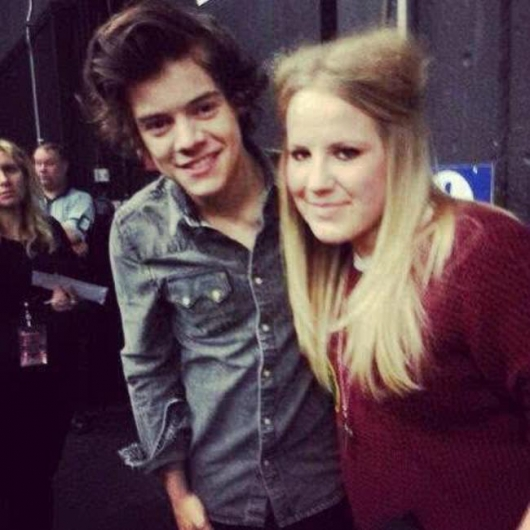 one direction,1d,1d birmingham 23.03.13,harry styles,fan, take me home tour, backstage