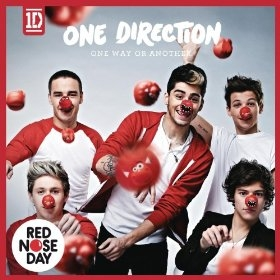 one direction,1d, one way or another, preview, anteprima, red nose day 2013, comic relief, harry styles, liam payne, louis tomlinson, niall horan, zayn malik
