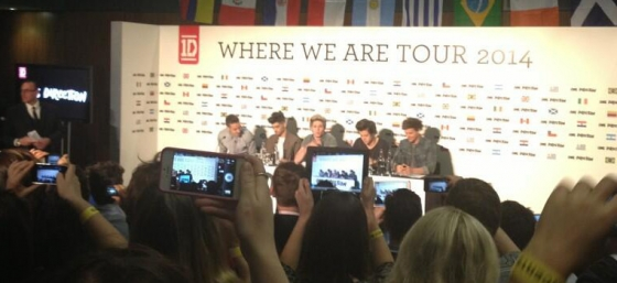one direction, 1d, where we are tour 2014, dates, date, harry styles, liam payne, louis tomlinson, niall horan, zayn malik