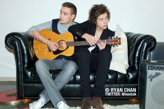 one direction, 1d, anan magazine, photoshoot, japan, harry styles, liam payne, guitar, chitarra