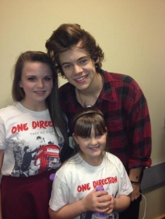 one direction,1d,1d birmingham 22.03.13, harry styles, take me home tour, backstage, fans