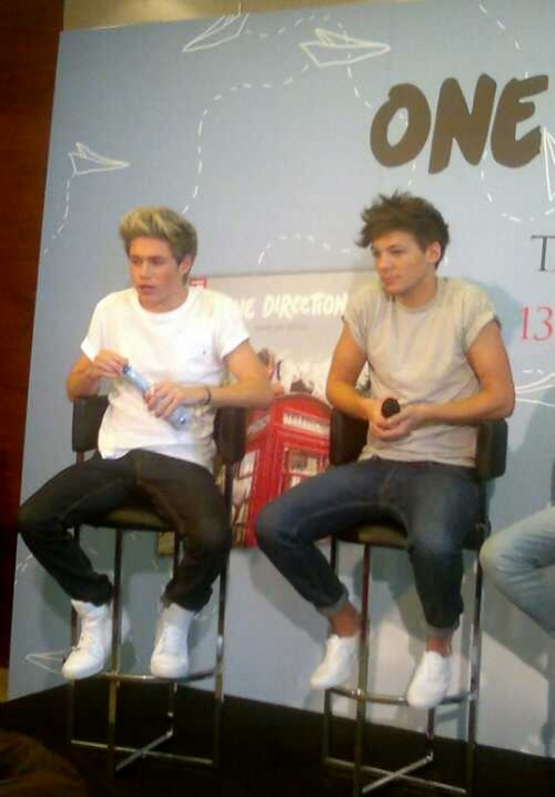 one direction,1d,#1dinspain,1d madrid 31.10.12,louis tomlinson,niall horan