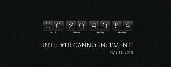 one direction, 1d, one big announcement, nuovo grande annuncio, harry styles, liam payne, louis tomlinson, niall horan, zayn malik, countdown, #1dbigannouncement