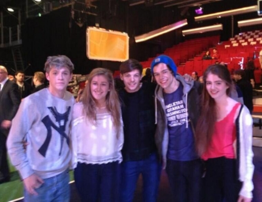one direction,1d,1d dublin 14.03.13,harry styles,louis tomlinson,niall horan,fans