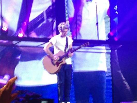 one direction, 1d, 1d london o2 24.02.13, take me home tour, niall horan