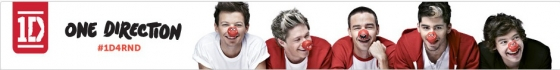 one direction,1d,harry styles,liam payne,louis tomlinson,niall horan,zayn malik,comic relief,#1d4rnd,red nose day 2013