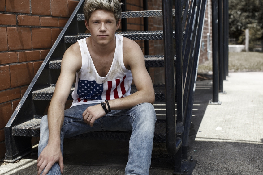 Niall Horan Four Photoshoot