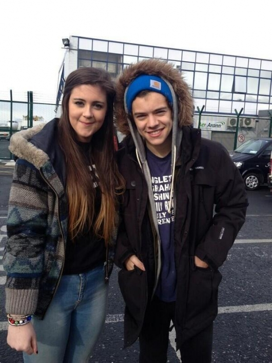 one direction,1d,1d dublin 14.03.13,harry styles, fan