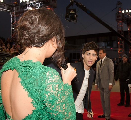 one direction,1d,1d los angeles la 20.12.12,x factor usa,red carpet,zayn malik