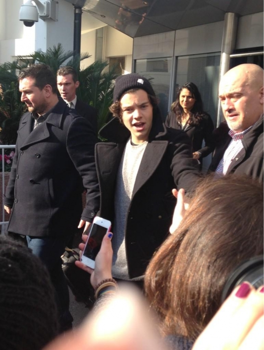 one direction,1d,1d cannes 26.01.13,harry styles