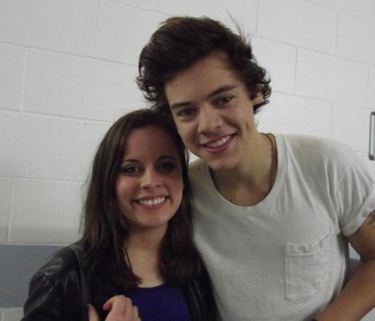 one direction,1d,1d sheffield 14.04.13,harry styles,take me home tour backstage, fan