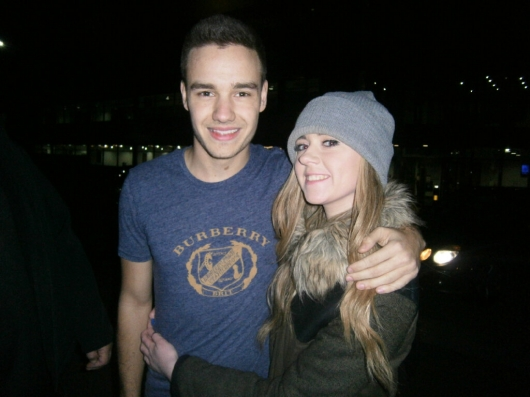 one direction,1d,1d london 30.01.13,liam payne, fan,rehearsals,take me home tour