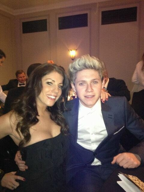 one direction, 1d, 1d london 28.04.13, niall horan, pfa's, professional footballers association awards, fan