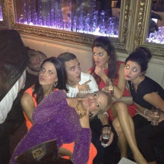one direction,1d,1d 01.02.13,liam payne, funky buddha, andy's birthday party, friends