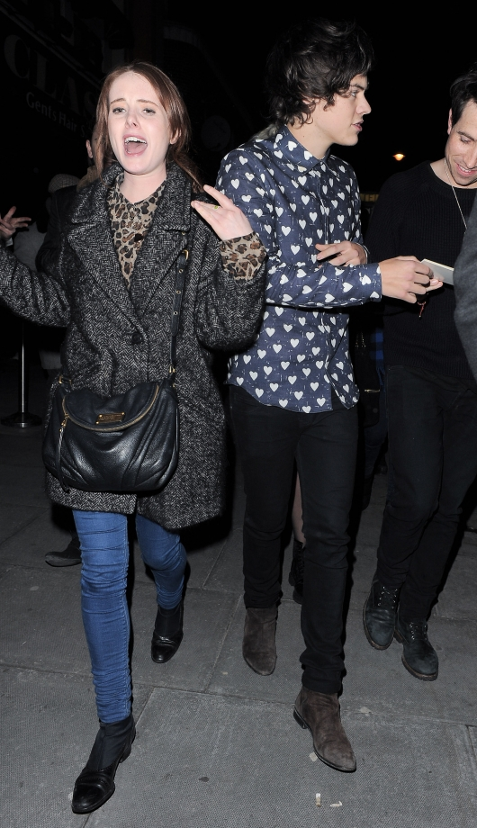 one direction,1d,1d 01.02.13,harry styles,19th birthday party,friends,nick grimshaw